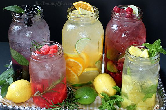 healthy fruits for diet how long can you leave fruit in water