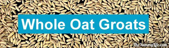 oat groats
