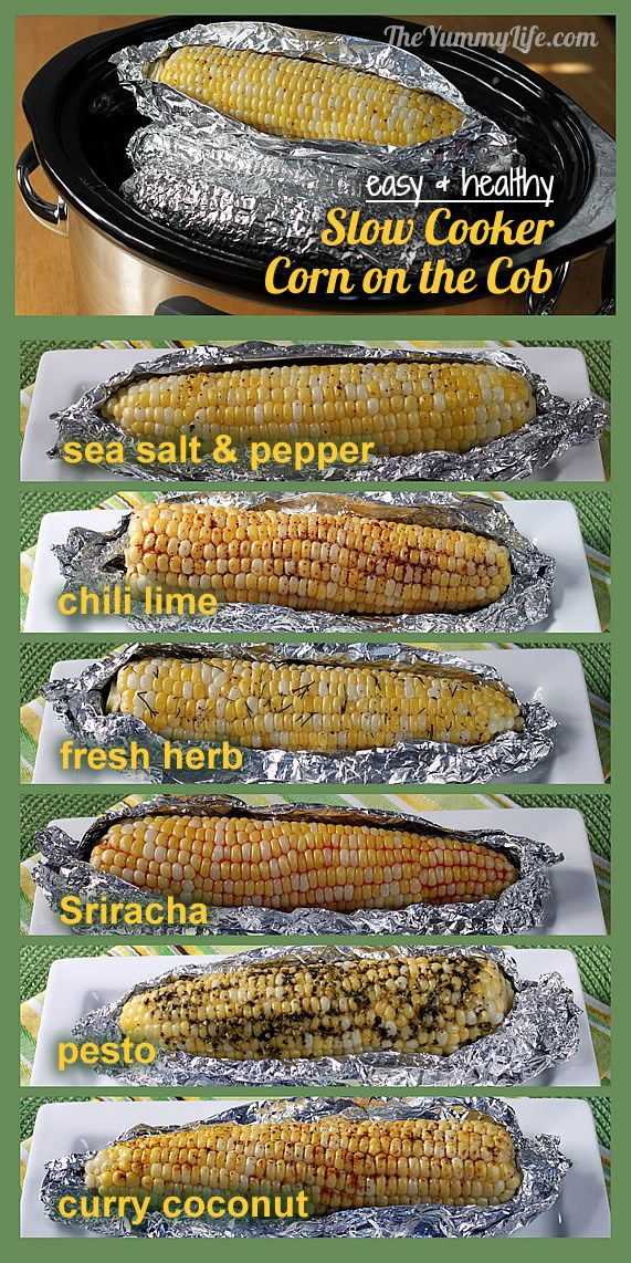 how to choose corn on the cob