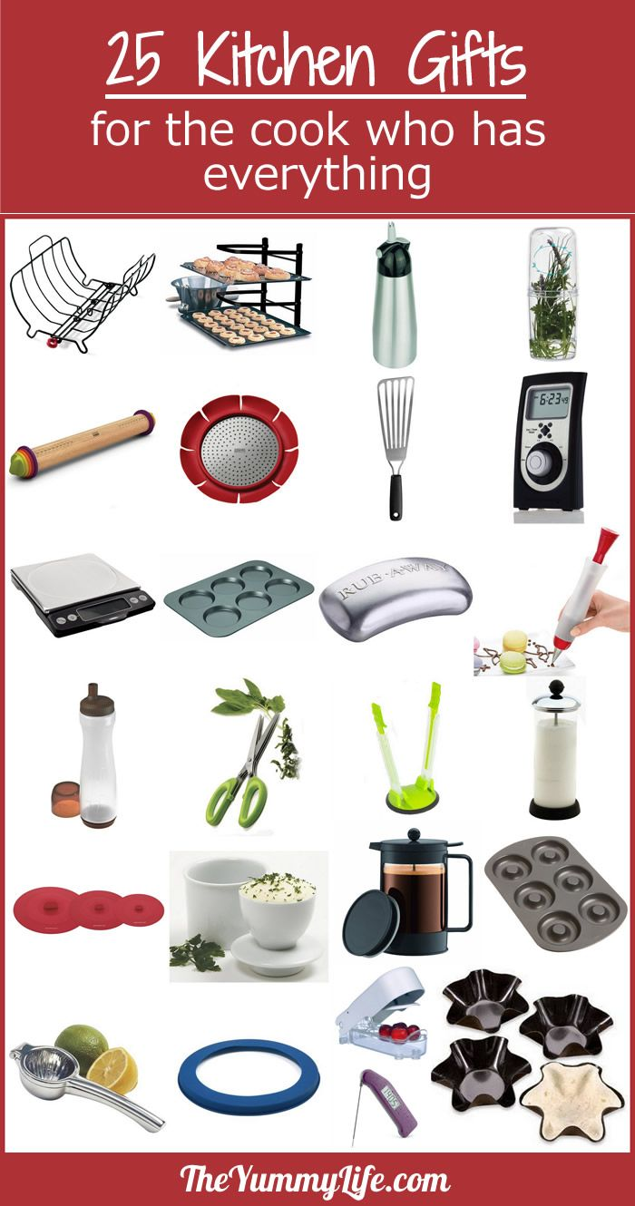 Kitchen Gifts 25 Kitchen Gifts For The Cook Who Has Everything