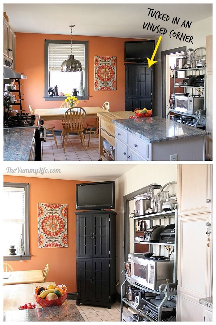 instant diy pantry cabinet. Black Bedroom Furniture Sets. Home Design Ideas