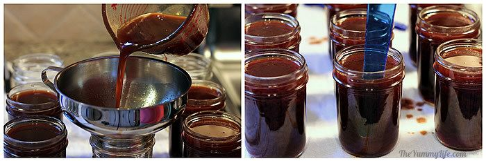 canning apple cider syrup