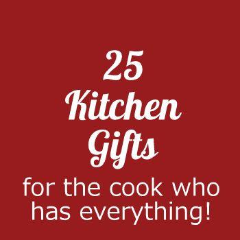 30 best kitchen stocking stuffers gifts for under 10 for Kitchen gift ideas under 30
