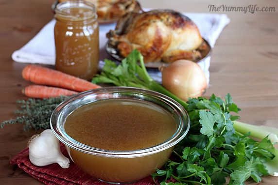 Boost your health with this easy, flavorful homemade stock. It's a money saver, too!