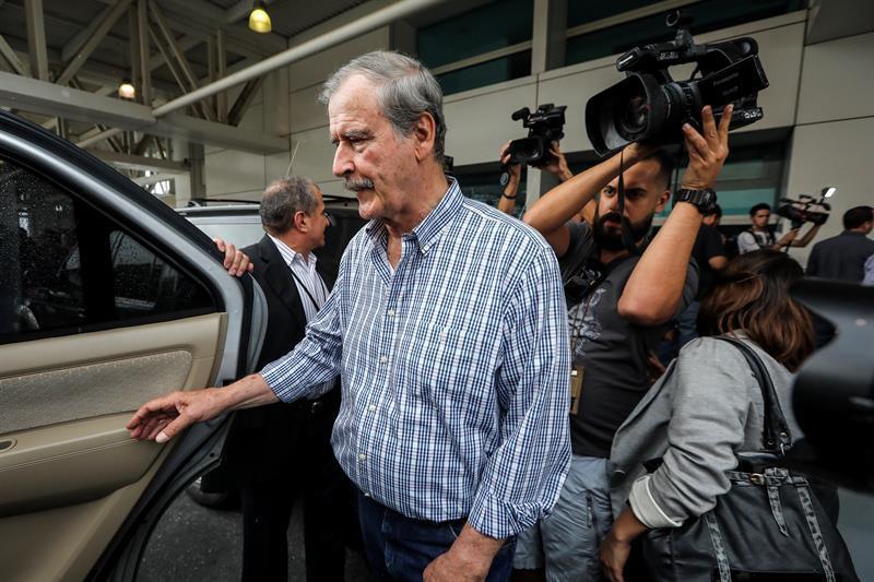 Vicente Fox (México)