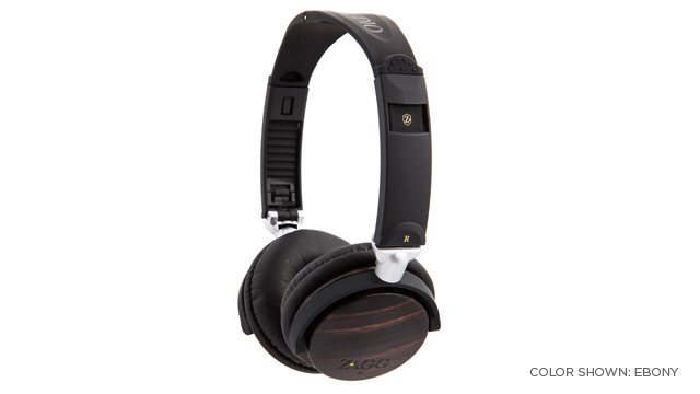ZR-LE Wooden Over-Ear Headphones