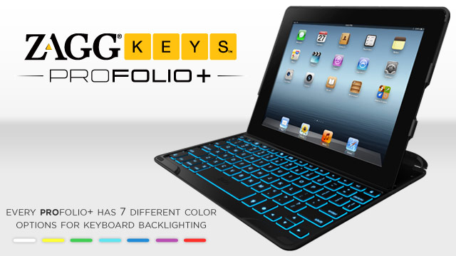 ZAGGkeys PROfolio+
