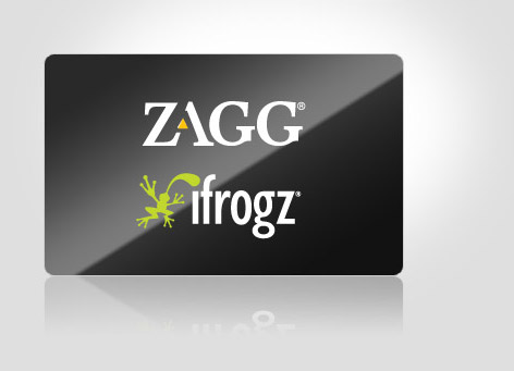 ZAGG Gift Cards are perfect for gadget lovers.