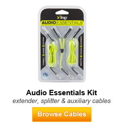Browse Audio Essentials