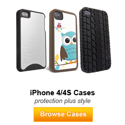 Browse iPhone 4/4S Cases