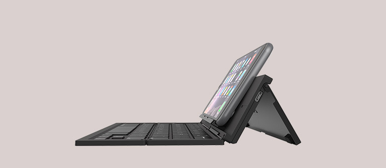 zagg universal tablet and smartphone bluetooth keyboard 3