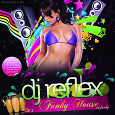 DJ Reflex - Funky House Vol. 3