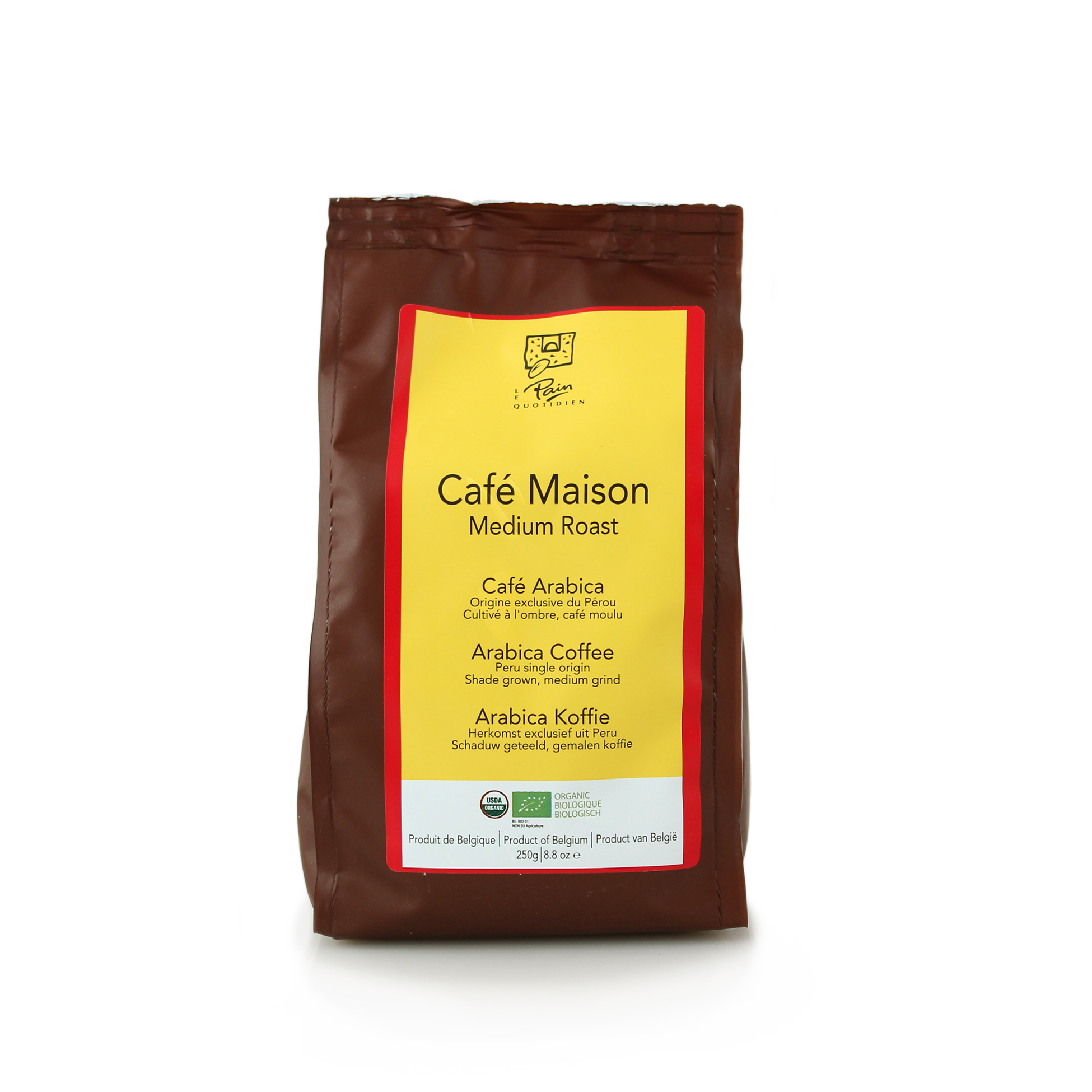 Cafe Maison Medium Roast Ground Coffee