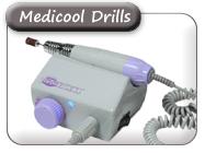 Medicool electric manicure and pedicure files