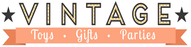 Vintage Toys, Gifts & Parties