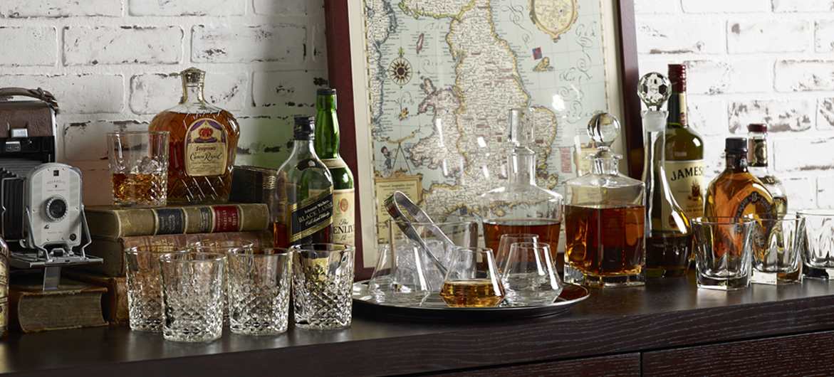 Glassware with Flair