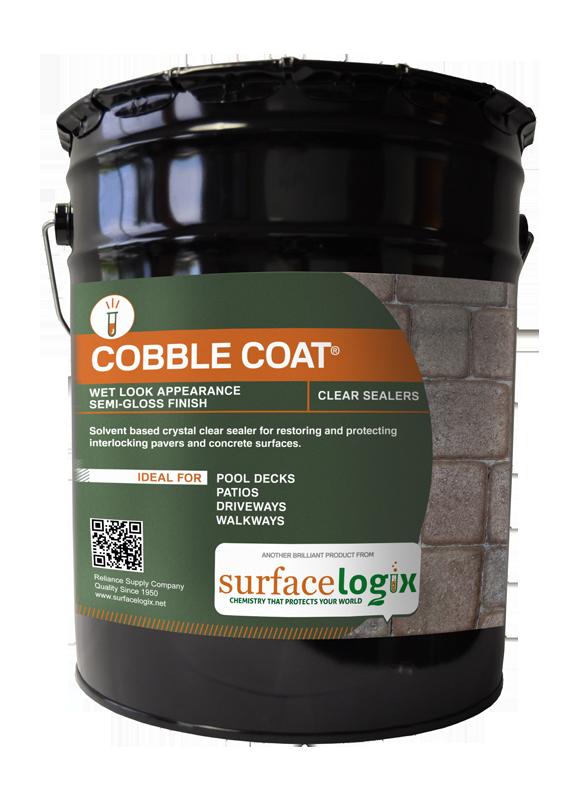 Cobble Coat  Sealer - 5 gal