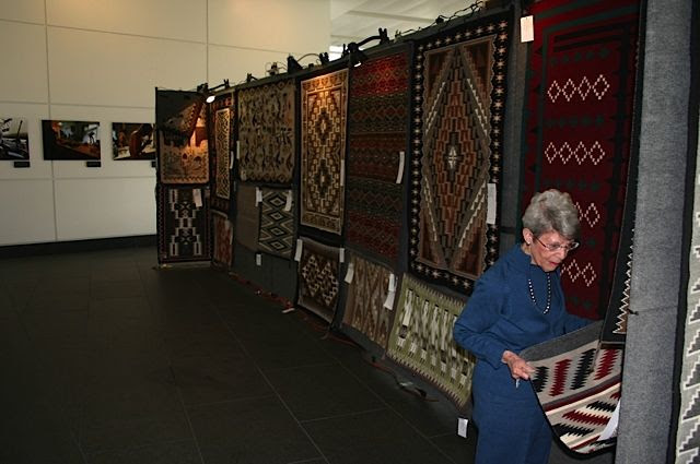 Navajo Rug Sale and Silent Auction, Saturday in Salt Lake City