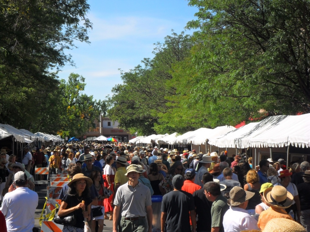 Santa Fe Indian Market Week!