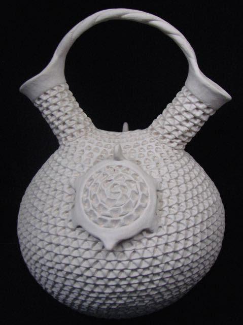 Stella Shutiva (1939-1997), Acoma Potter