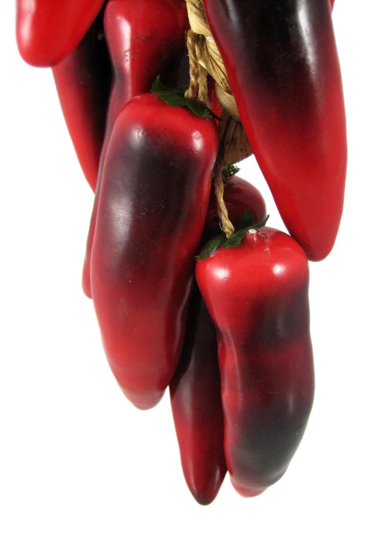 Decorative Red Chili Pepper Braid Kitchen Decor Ebay
