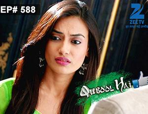 Zee tv serial qubool hai november 30