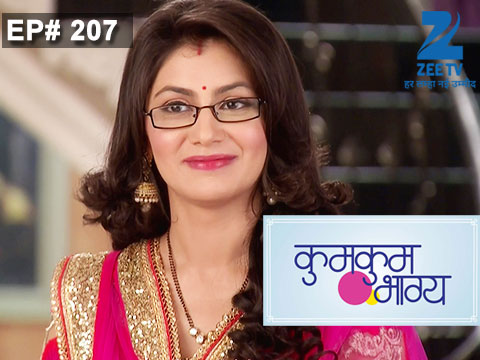 kumkum bhagya   episode 207   january 26 2015   full