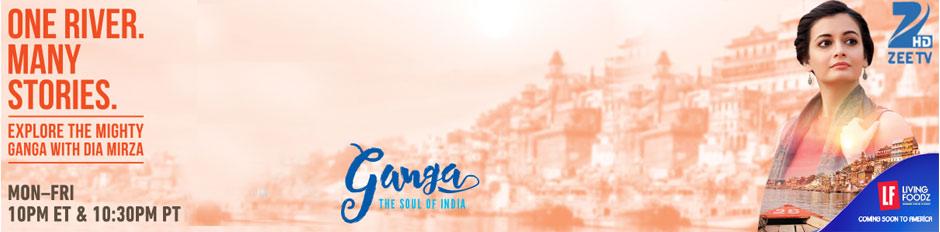 Ganga: The Soul Of India