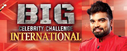 Big Celebrity Challenge International