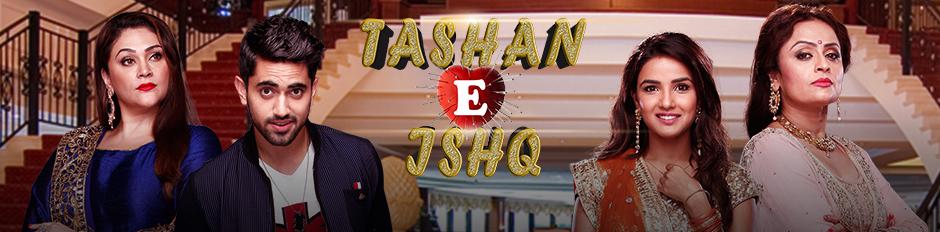 Tashan-e-Ishq