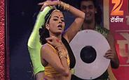 Fantastic performance by Smita Tambe