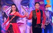 Dance performance of youngstars of Marathi Industry
