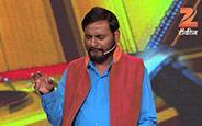 Funny Political skit | MFK 2015 | Sagar Karande, Paddy Kamble