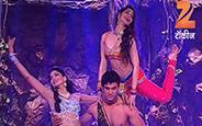 Sharad kelkar's first ever dance performance