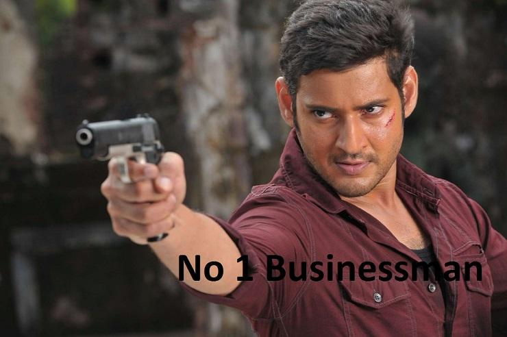 No 1 Businessman