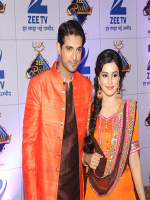 Ankita Sharma and Sid Makkar