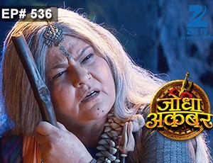 Jodha Akbar - Episode 536 - Full Episode