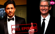 SRK Hosts Party For Apple's CEO Tim Cook   Full Ep - May 19, 2015   Bollywood Life