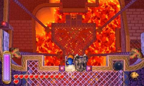 Lorule Castle faster key