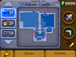 ALBW Lorule Castle Merge Warp Rectangle