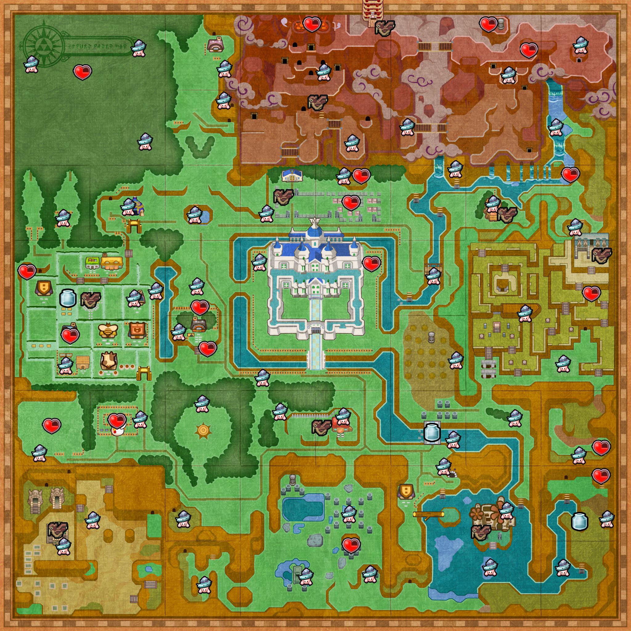 A Link Between Worlds – Breaking the Established Zelda Formula | 3rd ...