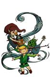 Wind waker fan art