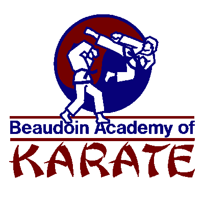 Beaudoin Academy of Karate Logo