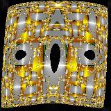 The golden mask,  240K