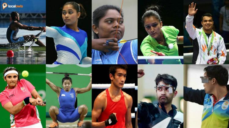 India olympic blog