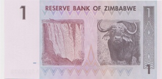 One Zimbabwe Dollar