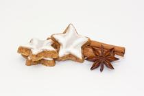 Oma's Zimtsterne (Cinnamon Stars) Cookies