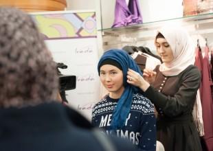İRADA Fashion brendi Beynəlxalq Hicab Gününü qeyd etdi
