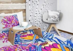 VALLILA tekstili- Skandinaviya interyerinin ən rəngli nümunəsi