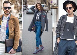 Baku Street Fashion: BAKSOVET ərazisində küçə dəbi